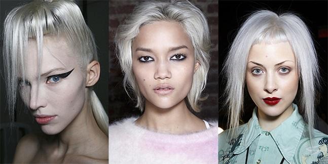 get silver hair