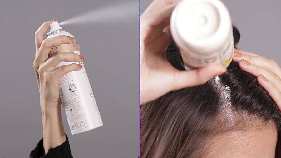 benefits of dry shampoo